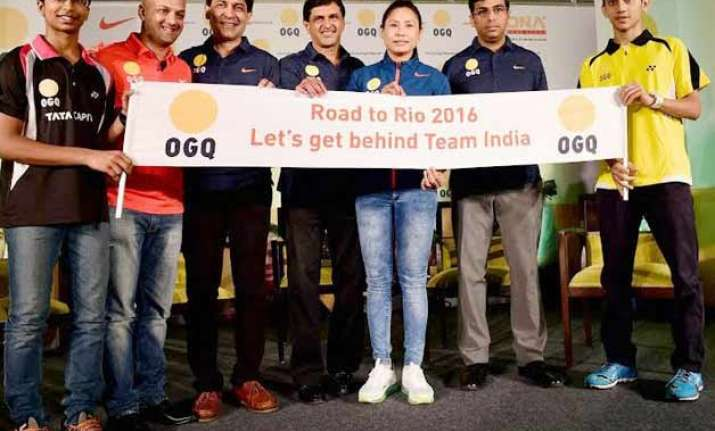 olympic gold quest focussed on rio olympics