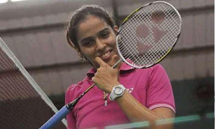 saina nehwal bags sportsperson of the year award