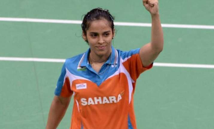 defending champion saina nehwal seeded second in australian