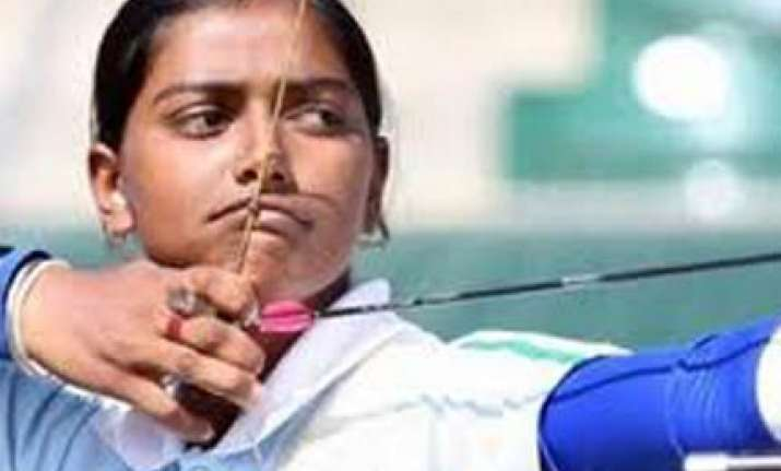 india clinch gold and bronze medal in archery