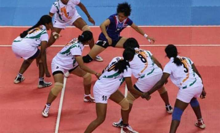 women s kabaddi team bags gold at asiad