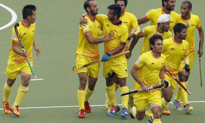 asian games unimpressive india manage 7 0 win against oman