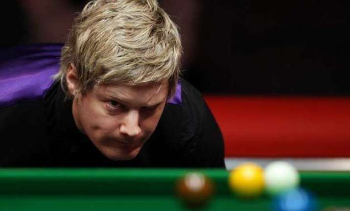 robertson beats o sullivan to reach snooker masters final