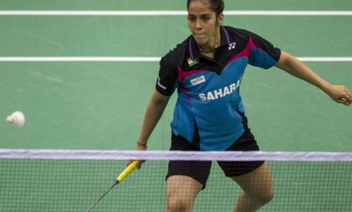 indian shuttler saina seeded no.2 at australian open