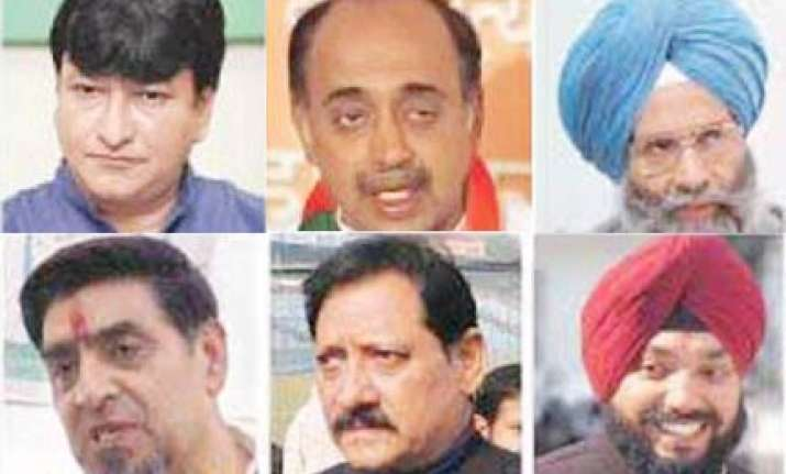 200 politicians officials spent rs 45 crore on foreign