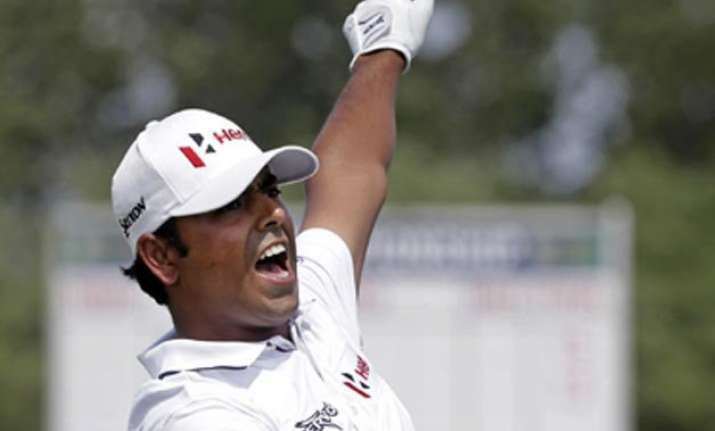 in form anirban lahiri posts india s best finish at a major