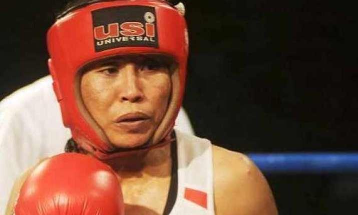sarita faces aiba suspension after returning medal