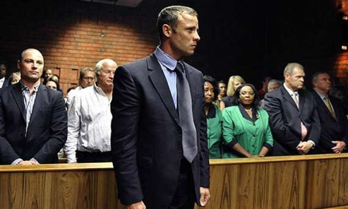 oscar pistorius sentenced to five years jail for killing