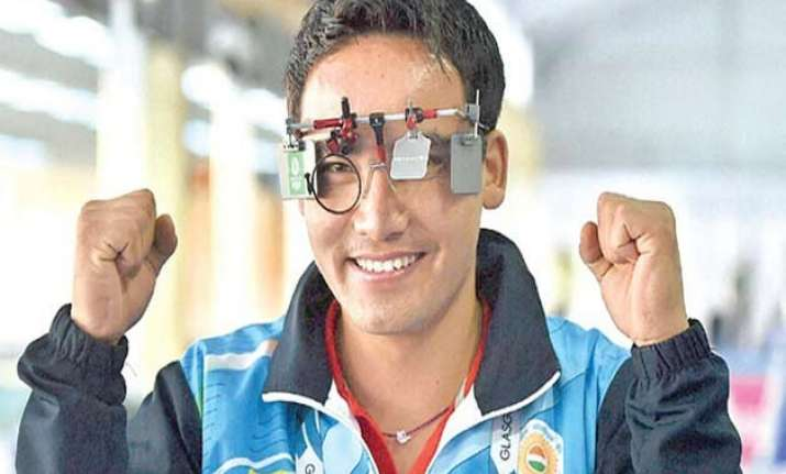 jitu rai recommended for arjuna awards by nrai