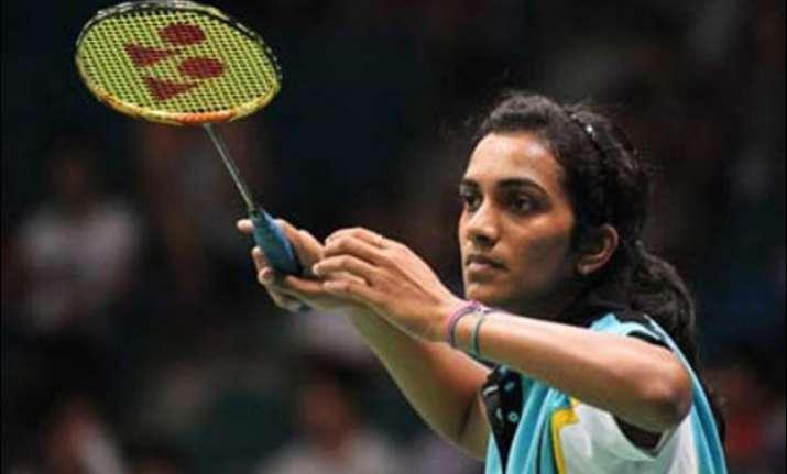 p.v sindhu kidambi srikanth advance in world badminton