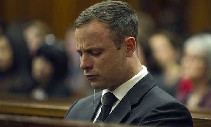 oscar pistorius to finally learn his sentence today