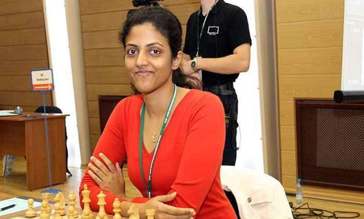 harika dronavalli exits world women s chess championship