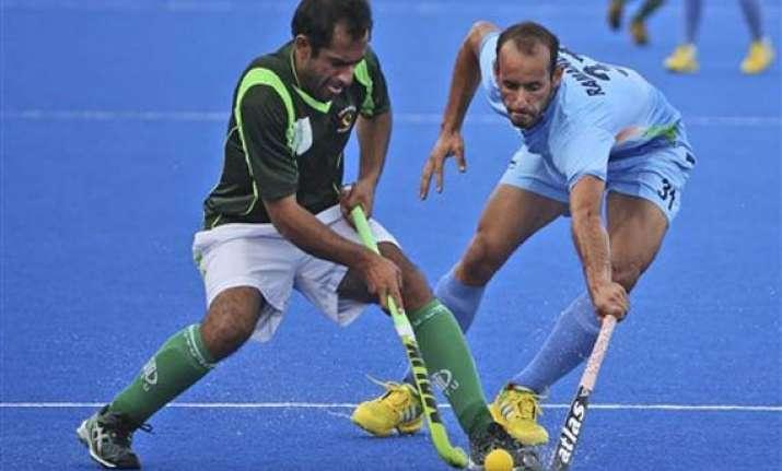 asian games misfiring india lose 1 2 to pakistan