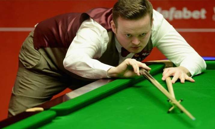 murphy crushes robertson to win snooker masters