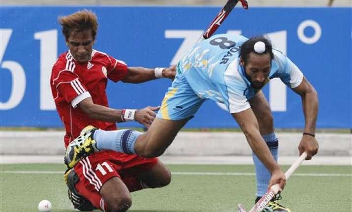 asiad hockey india beat japan 3 2 enter semifinal