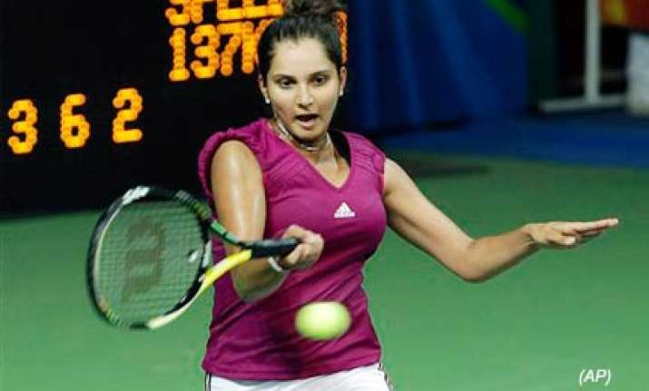 sania mirza loses in women s singles final gets silver