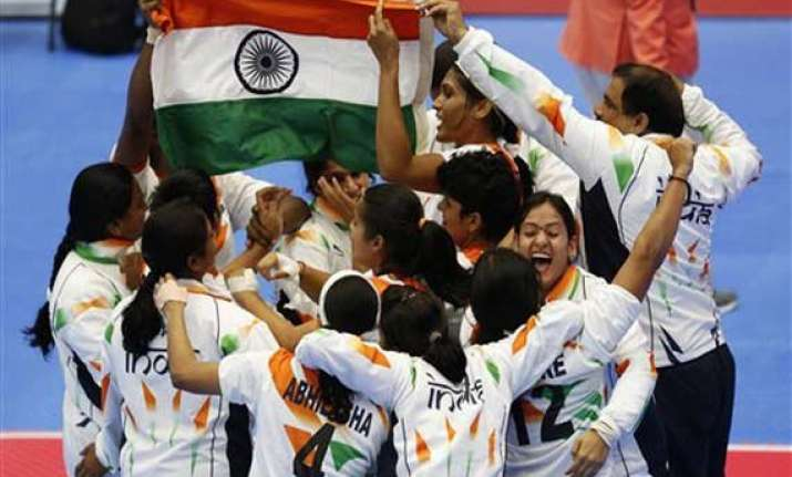 asian games kabaddi golds prop india in asiad total haul at
