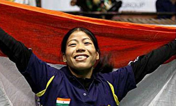 suspension revoked after mary kom apologises