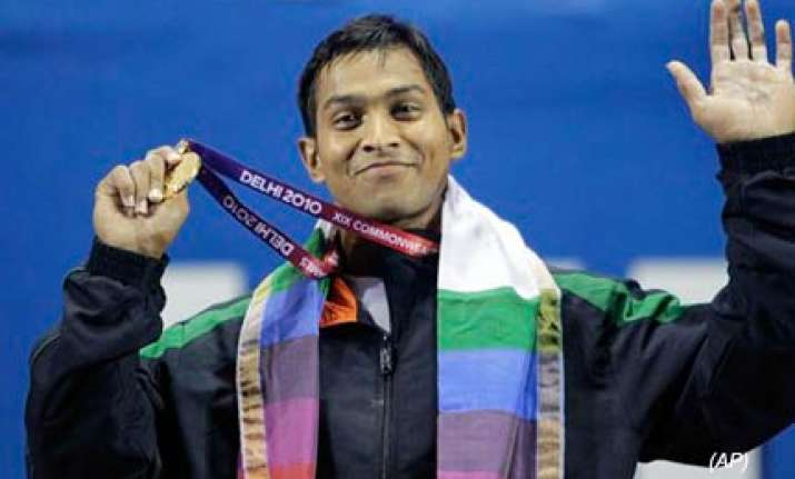 ravi kumar bags gold creates new record
