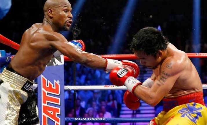 mayweather v pacquiao know everything about fight of the