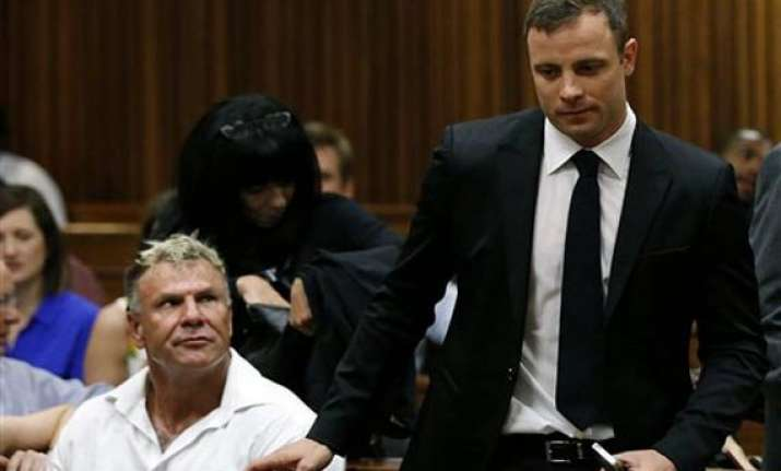 steenkamp cousin pistorius apology not genuine