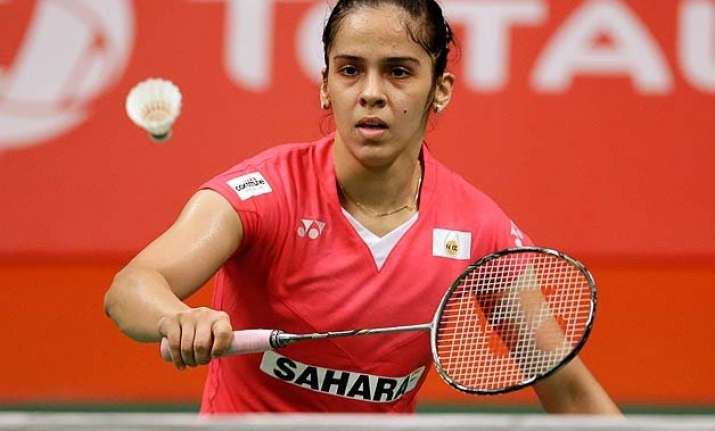 saina nehwal in semis assured of maiden worlds bronze
