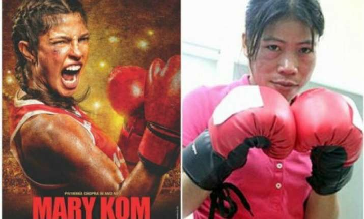 that s woman power priyanka on mary kom s asiad gold