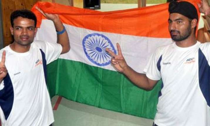 pistol shooters archers swell indian medal tally