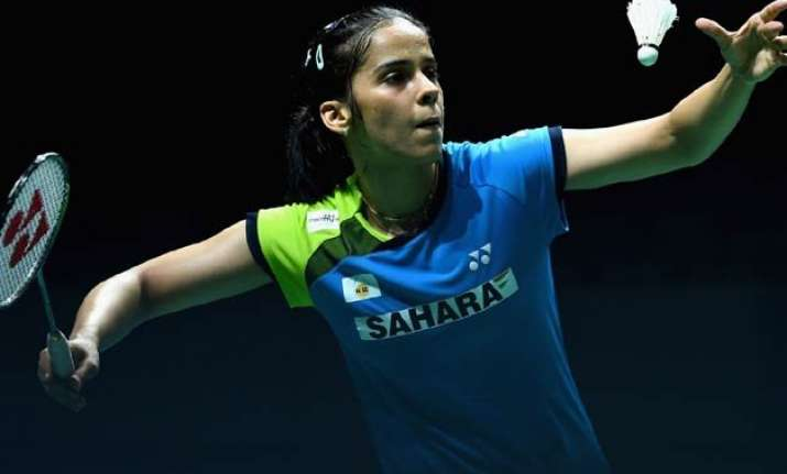 saina nehwal finally beats japanese rival to reach french