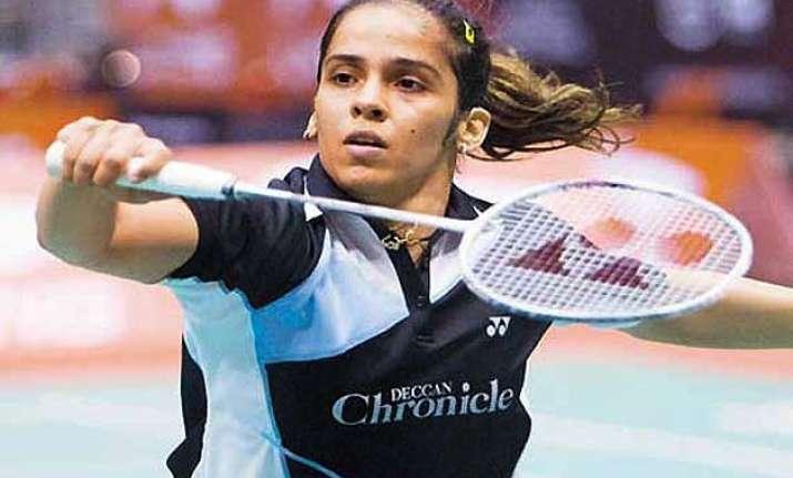 saina nehwal eases into all england championships quarters