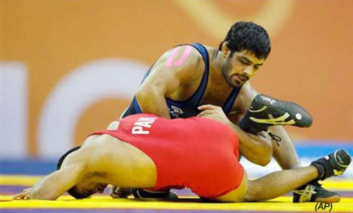 wrestler sushil decides to skip asian games
