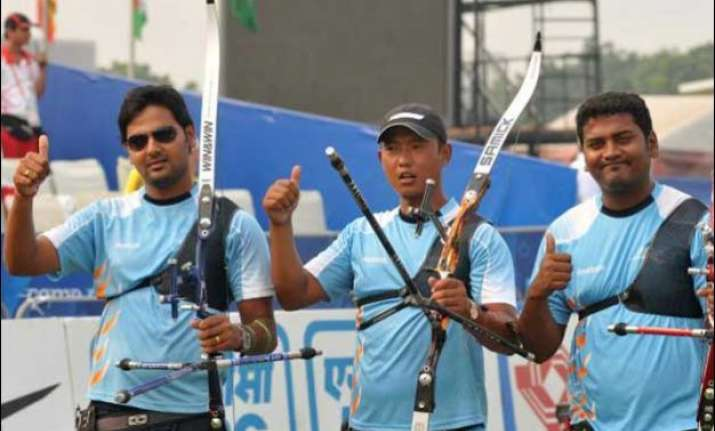 indian archers aim to qualify for olympics via worlds