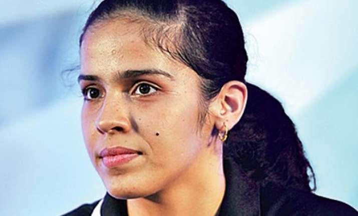saina nehwal to lead 18 member indian squad at world