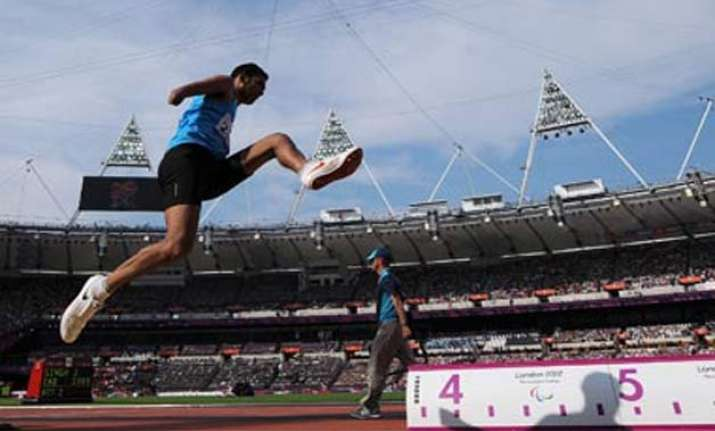 indian para athletes to take part in international events