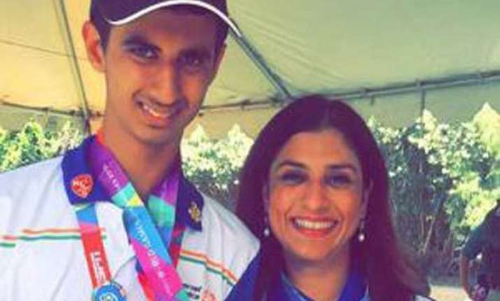 indian golfer ranveer saini bags gold in special olympics
