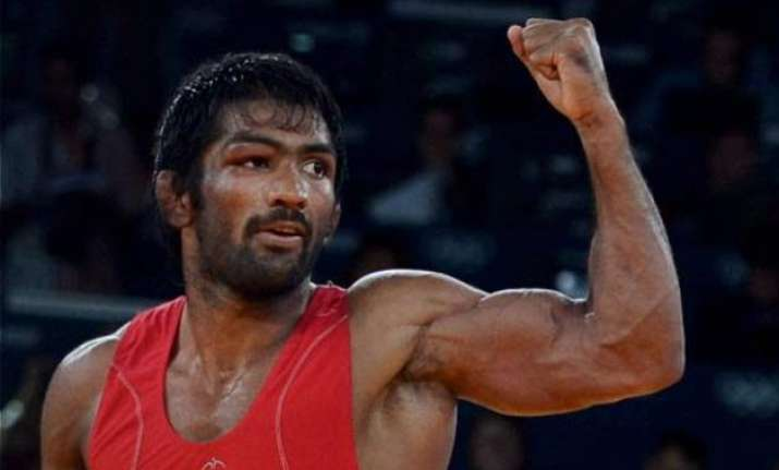 confident of securing olympics berth wrestler yogeshwar dutt