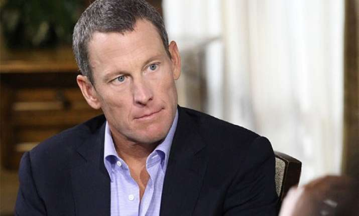 armstrong backs investigation into cycling s murky past