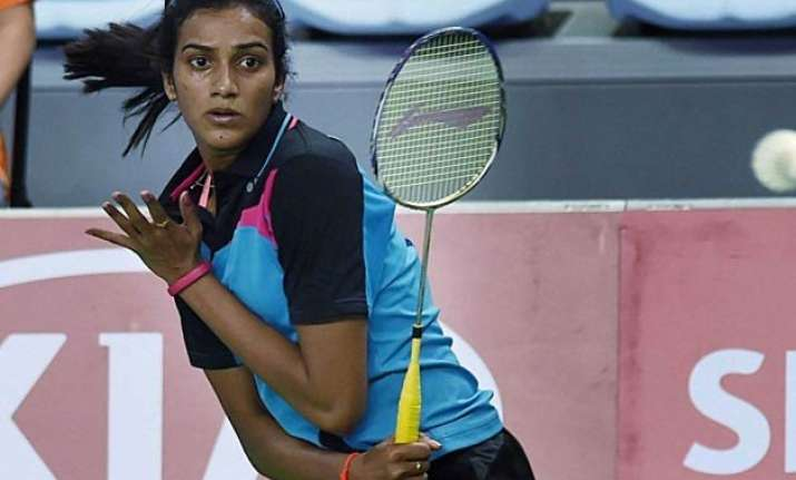 pv sindhu storms into denmark open semifinal