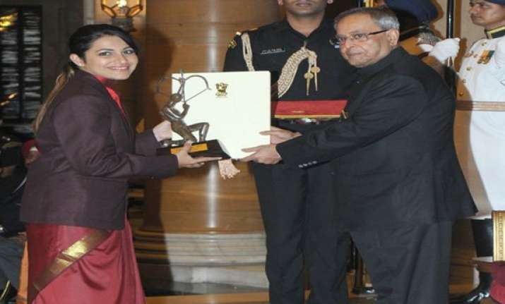 president gives away national sports awards