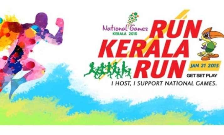run kerala run sets history thousands participate