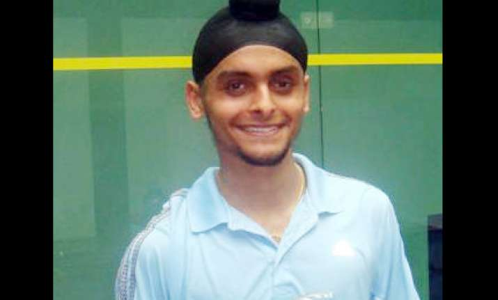 indian wild card loses in psa challenger