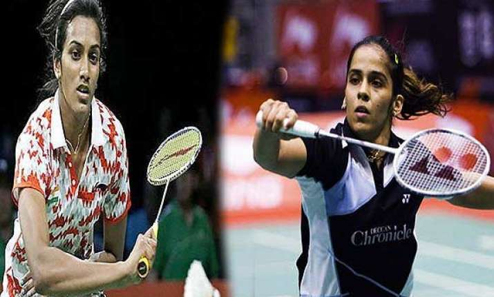 saina sindhu enter denmark open quarters