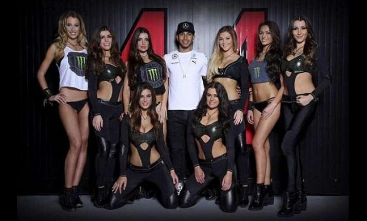 captured hamilton s off track fun with monster energy girls