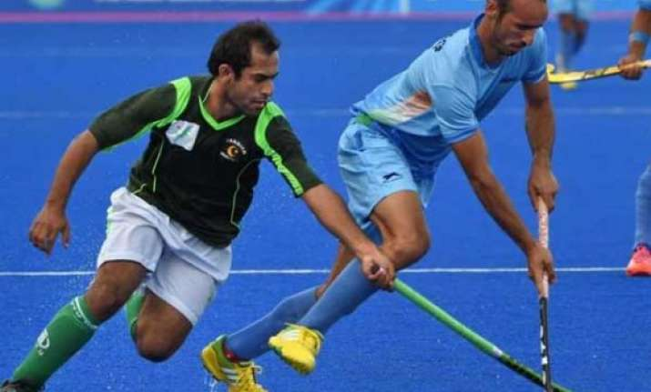 asian games indian men face pakistan in hockey final today