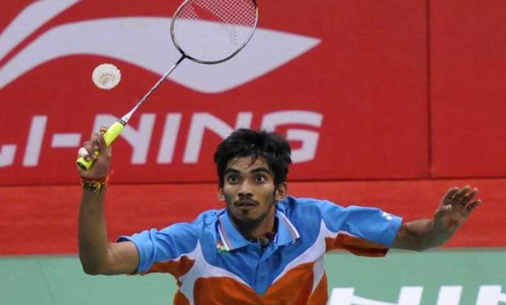 srikanth pawar praneeth reach third round of swiss open
