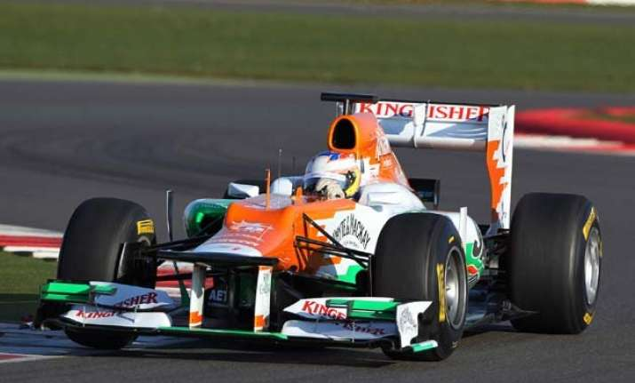force india drivers to start 13th 14th in malaysia