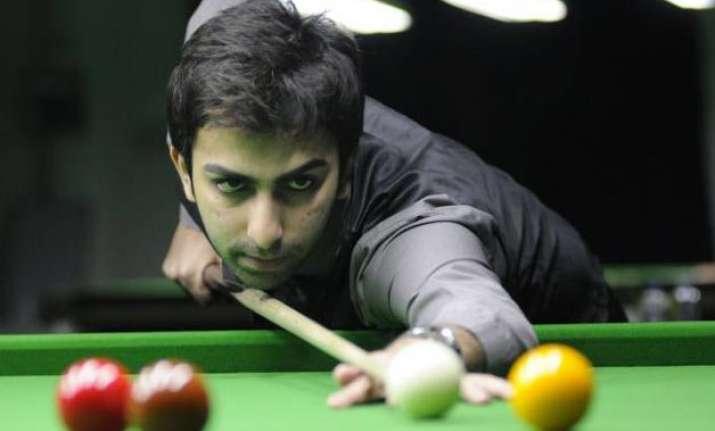 national snooker pankaj advani varun madan set up title