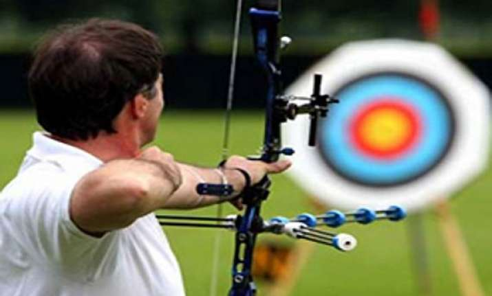 india wins 3 gold 3 silver and bronze in asian gp archery