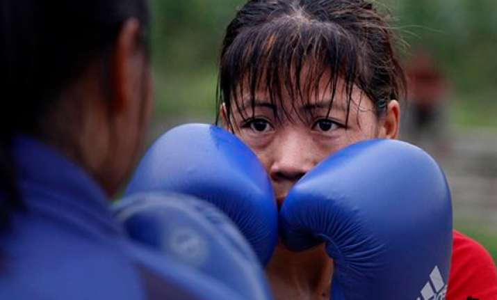 india s magnificent mary has olympic gold in sight