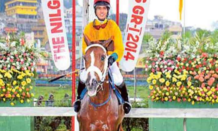 indian jockey wins poland s ladies world championship